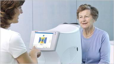 GDxPRO Patient friendly