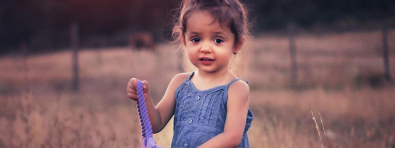 Child Girl Cute 1280×480