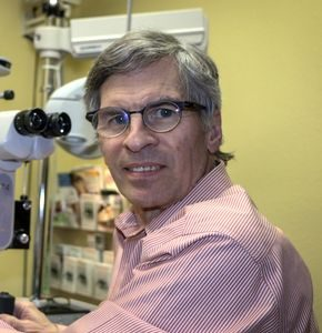 Dr. Cook, eye doctor in Frisco, CO
