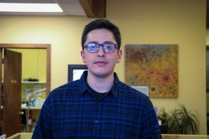Boy wearing glasses in Frisco, Breckenridge and Silverthorne, CO