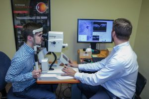 Eye Exam, Optometrist, Frisco, CO