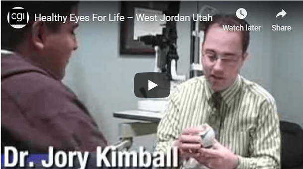 Eye Exam West Jordan, Utah