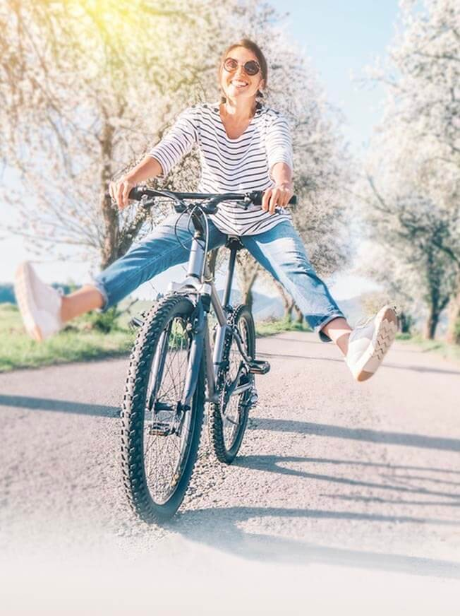 Appointment Vert Block bike grad