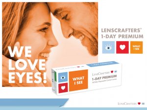 lenscrafters contact 1 day | Canton, OH