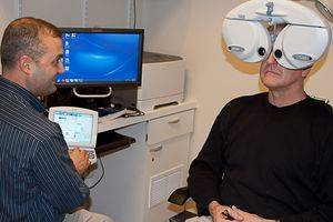 eye exam Canton