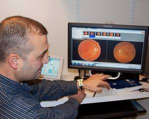 eye exam Cleveland