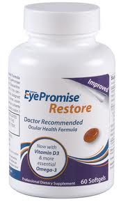 EyePromise Restore Zeaxanthin eye doctor Bloomington