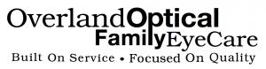 Overland Optical LogoText