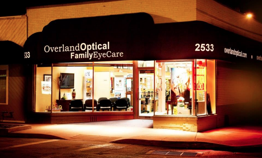 9b9c31022e Overland Optical Family Eye Care