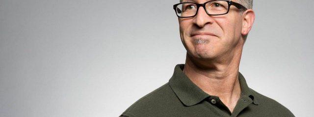 Optometrist, man wearing eyeglasses in St. Louis & St. Charles, MO