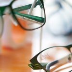 Eye care, pair of eyeglasses in St. Louis & St.Charles, MO