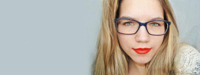 Eye Care, Woman Wearing eyeglasses in , Missouri