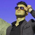 Man Sunglasses Blue Sky 1280×853