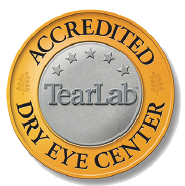 TearLab Accredited Dry Eye Center in Jersey Village, TX