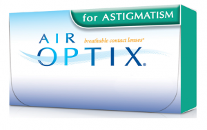 AIR OPTIX for Astigmatism in Mesa, Glendale, Phoenix, AZ