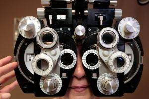 eye exams for the whole family