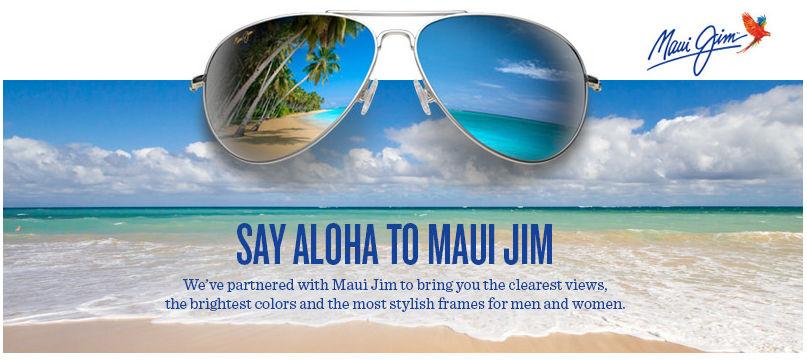 Maui Jim Mirroed Sunglasses