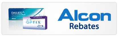 Alcon rebates