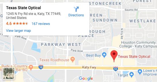 TSO Katy Fry Google Map