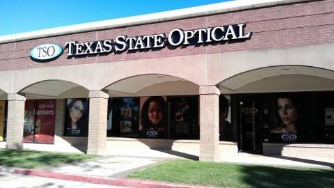Texas State Optical Greenspoint - Eye Doctor near me