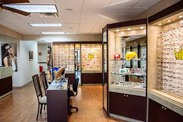 Eye Exams in North Houston, TX