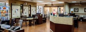 TSO Greenspoint, eye care