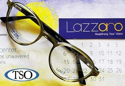 lazzaro eyewear houston tx