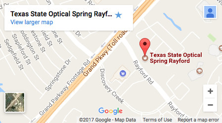 Texas State Optical Spring Rayford