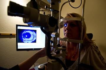 Hammond Testing optometrist Grand Prairie
