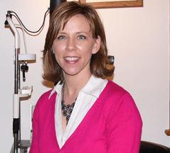 Dr. Trinae Rosato, O.D.