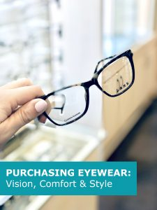 Purchasing Eyewear Graphic
