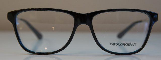 Eye doctor, Emporio Armani eyeglasses in Milton, ON