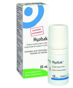 Hyaback Dry Eye Milton, ON