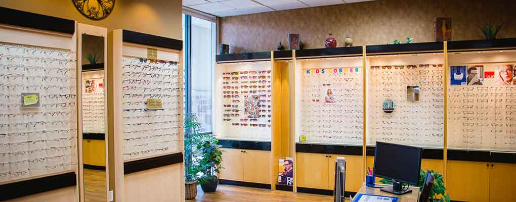 Eyeglasses & Contact Lenses in Houston, TX