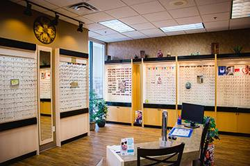 Eyeglasses & Contact Lenses in North Houston