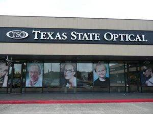 Texas State Optical Willowbrook Storefront