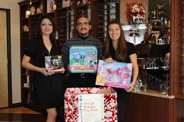 1 TSO Allen Christmas 2012 Staff presents