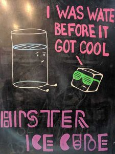 hipster ice cube wate allen tx