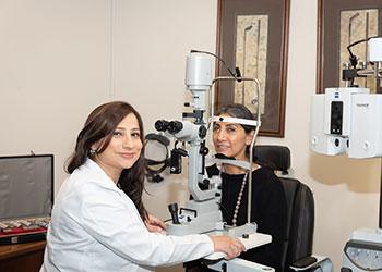 eye care services galleria houston