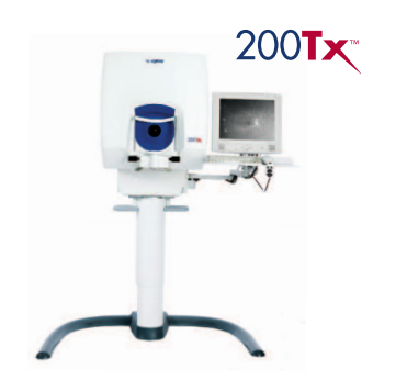 200Tx device - optomap - Retinal Exam at Wylie Vision Center