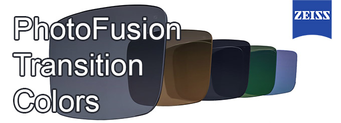 zeiss photofusion colors transition lenses