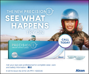 alcon precision 1 contacts