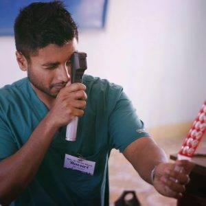 Dr. Vinayak Ravuri, OD, Seattle