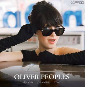 Oliver Peoples model female
