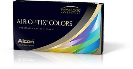 Air Optix Colors at TSO Grand Prairie