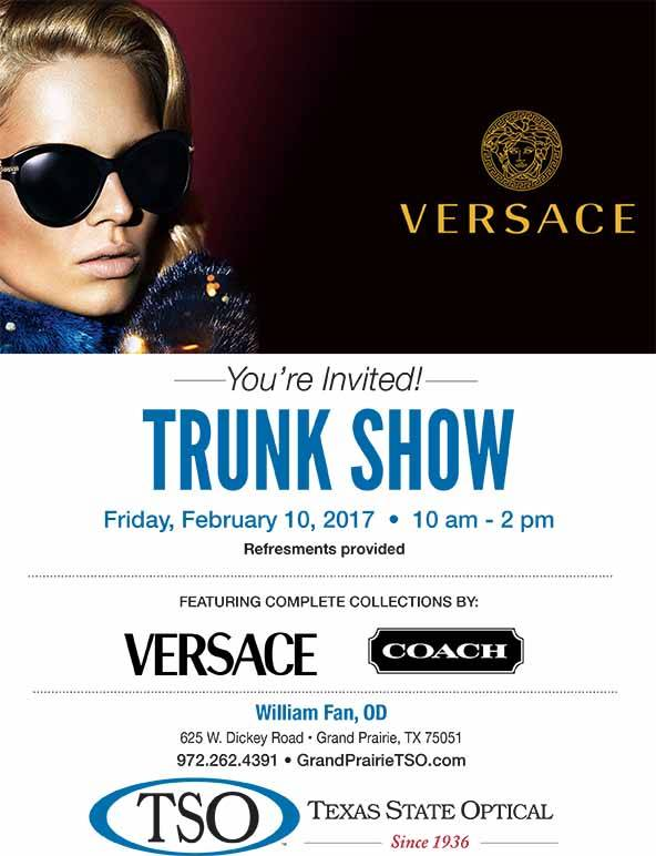 TSO Grand Prairie Trunk Show