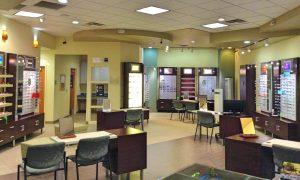 Eyeland Vision Inside Office