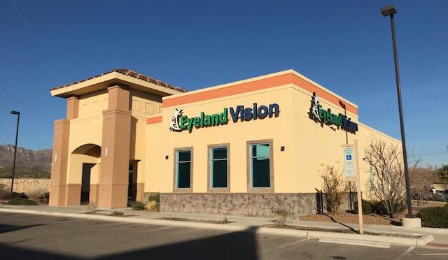 eyeland vision building
