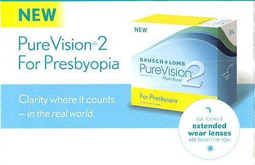 PureVision2 For Presbyopia 2