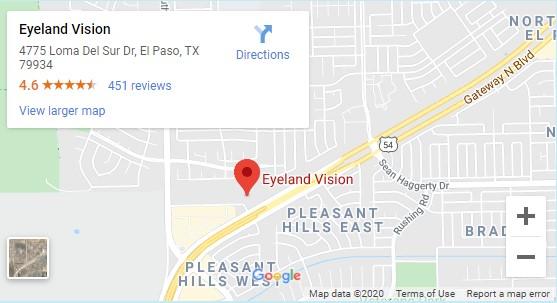 Eyeland Vision Map